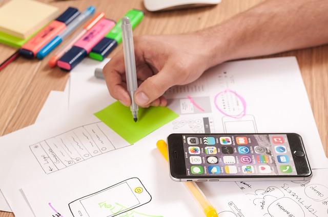 Mobil webbdesign